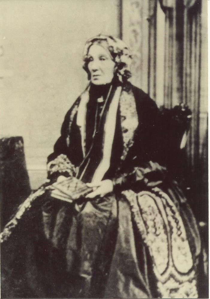 Frances Moore Carver (1801 - 1885)