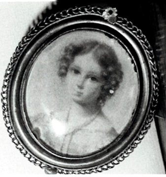 Mary Anderson ( later Carver), c  1820