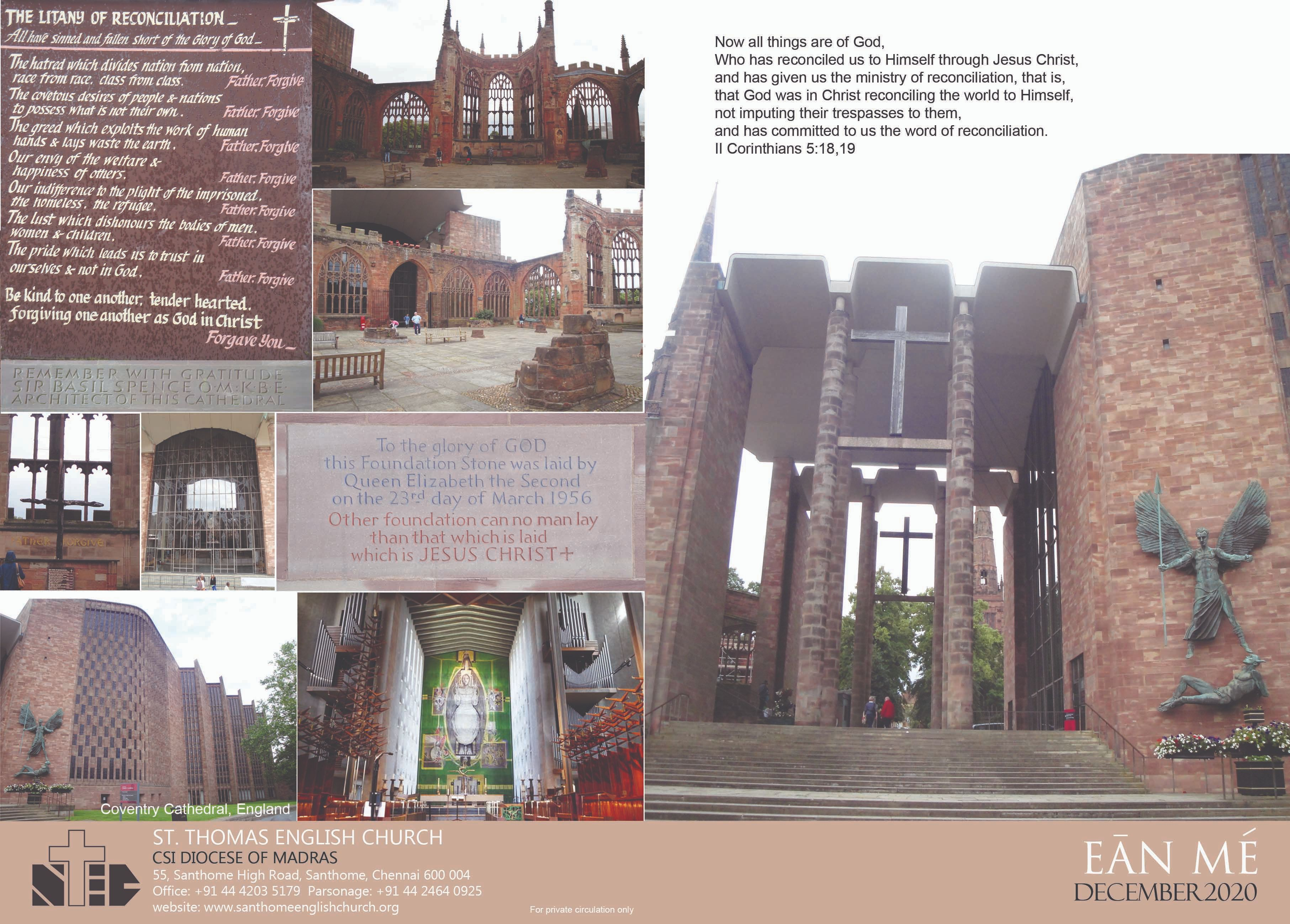 dec 20 coventry cathedral-uk
